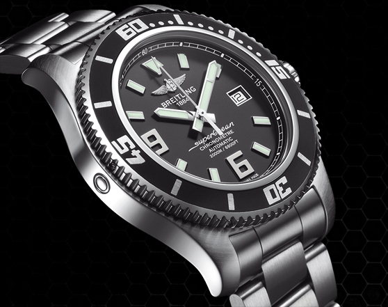 BREITLING Super Ocean 44mm Abyss 2KM COSC (2012)