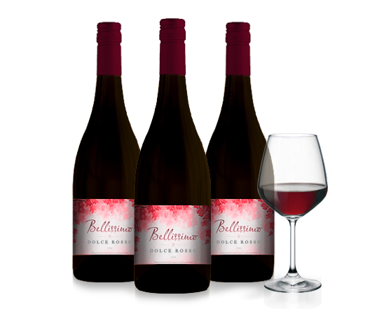 BELLISSIMO Dolce Rosso Sweet Red Wines