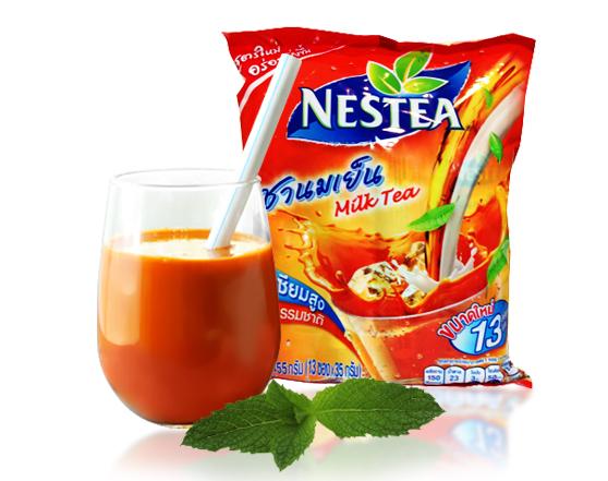 NESTEA Original Instant Thai Milk Tea Pack
