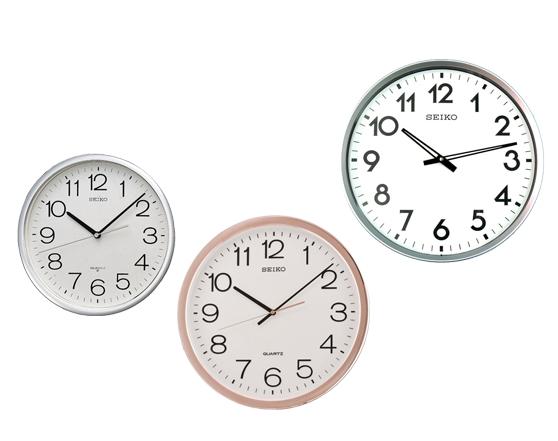 SEIKO Classic Office Home Wall Clocks