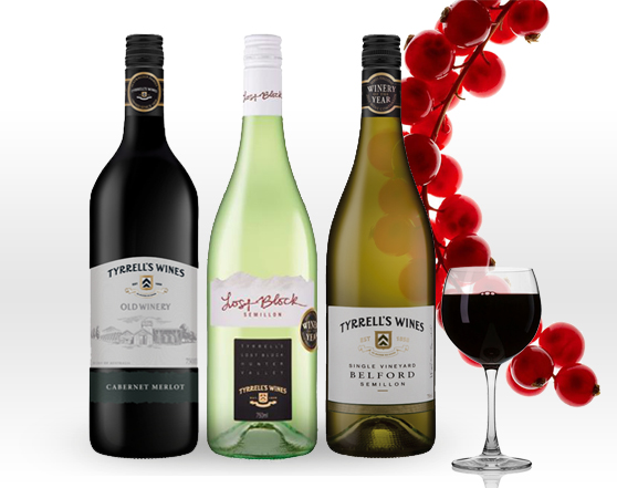 TYRRELL'S Australian Wine of The Year Selections