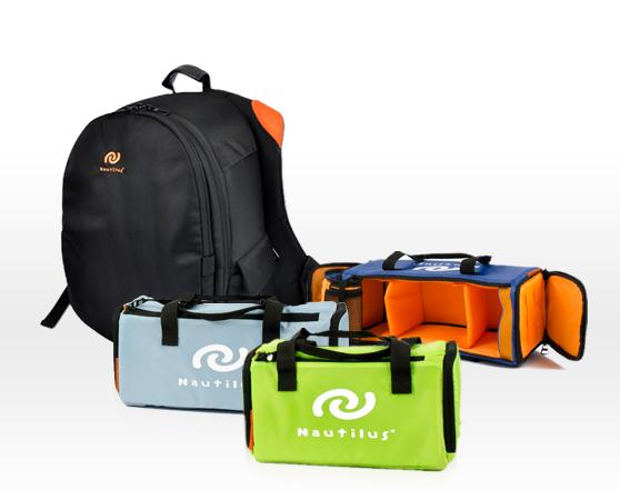 NAUTILUS DLSR Camera Bag in Bag