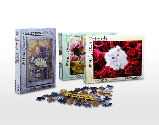 CLEMENTONI Made in Italy High Quality Jig Saw Puzzle