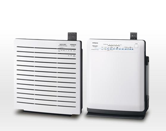 HITACHI Japan Made HEPA Air purifier (Free Shipping)