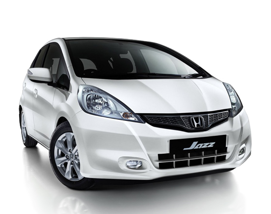 HONDA JAZZ Type S M/T Pearl White (Off The Road)