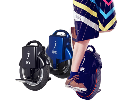 IPS Self Balancing Gyro Electric Unicycle I200