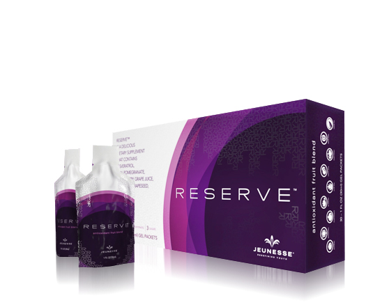 JEUNESSE Reserve Made in USA Antioxidant Gel Drink