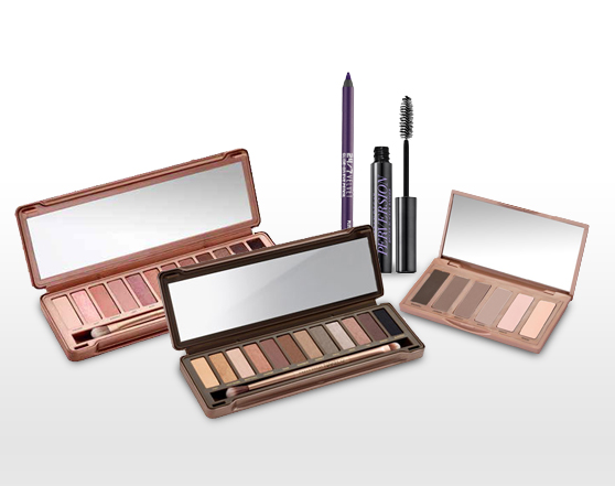 URBAN DECAY Authentic Eye Cosmetic Collections