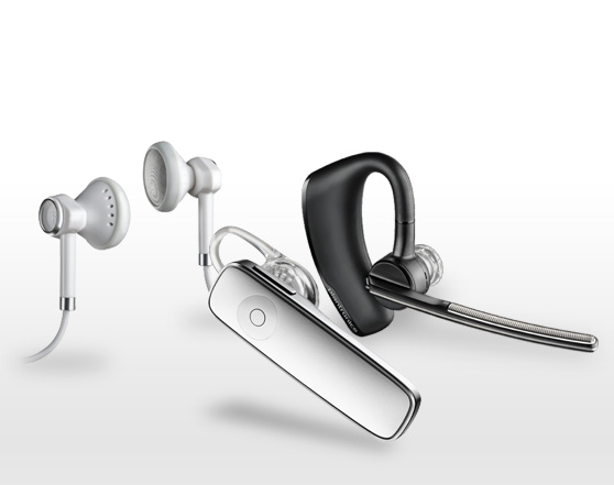 PLANTRONICS Earphone and Headset Collections