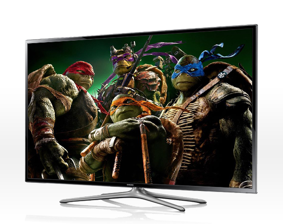 SAMSUNG 50in 3D Smart TV (Ex Display Free Shipping)