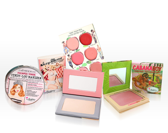 THE BALM USA Cosmetic Collections
