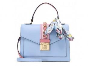 b5d7303236e ALDO Glendaa Handbag LIGHT BLUE