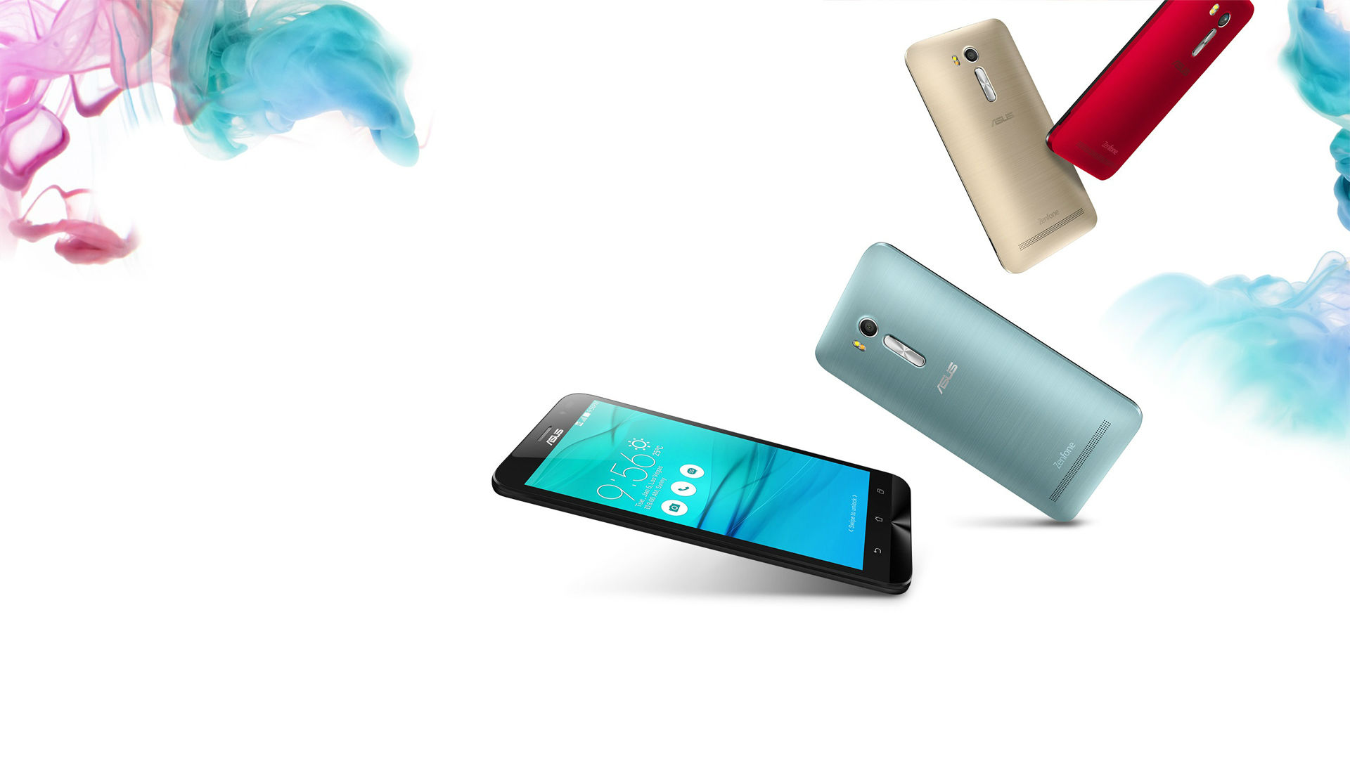 Zenfone GO Android Smartphone (4.5in 8MP 8GB)