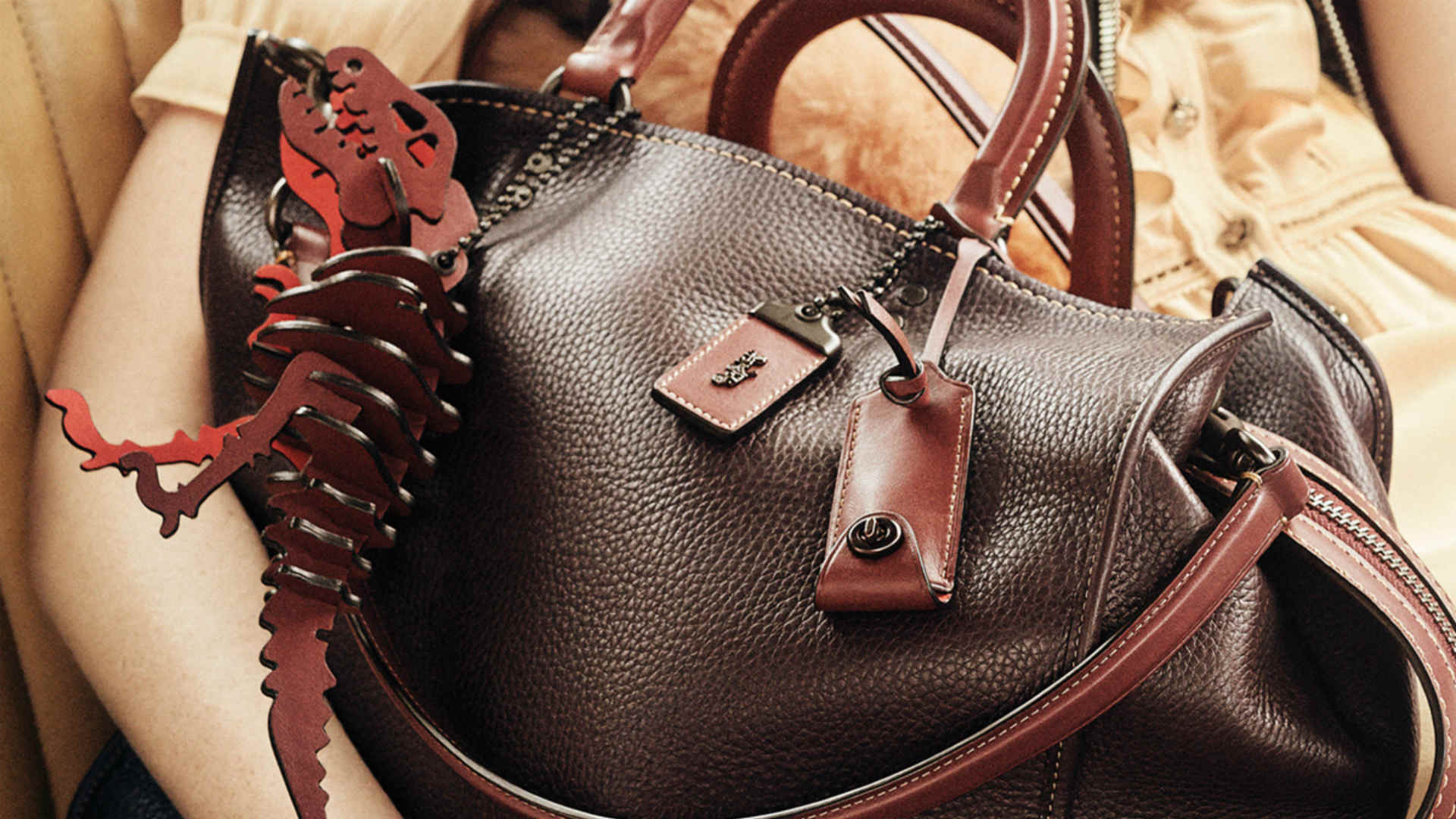 Rogue Glovetanned Pebbled Leather Collection