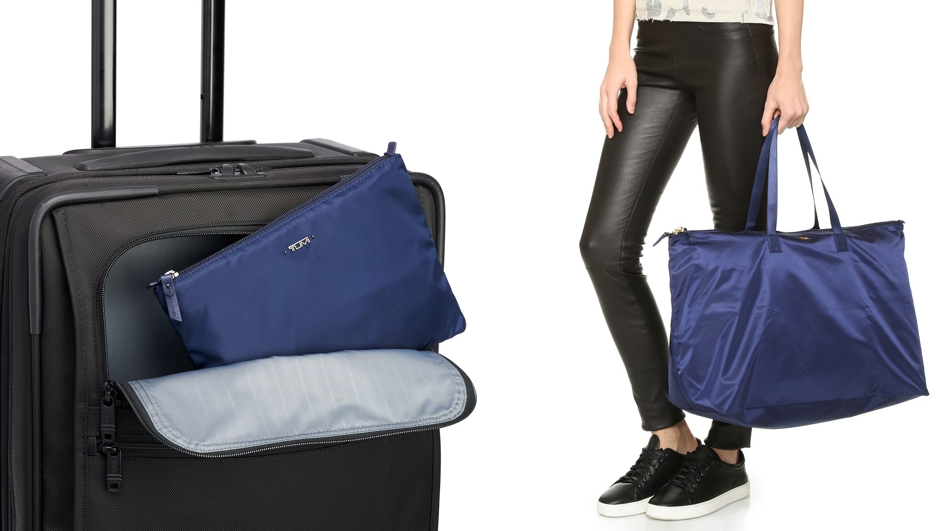 Packable Just In Case Travel Tote