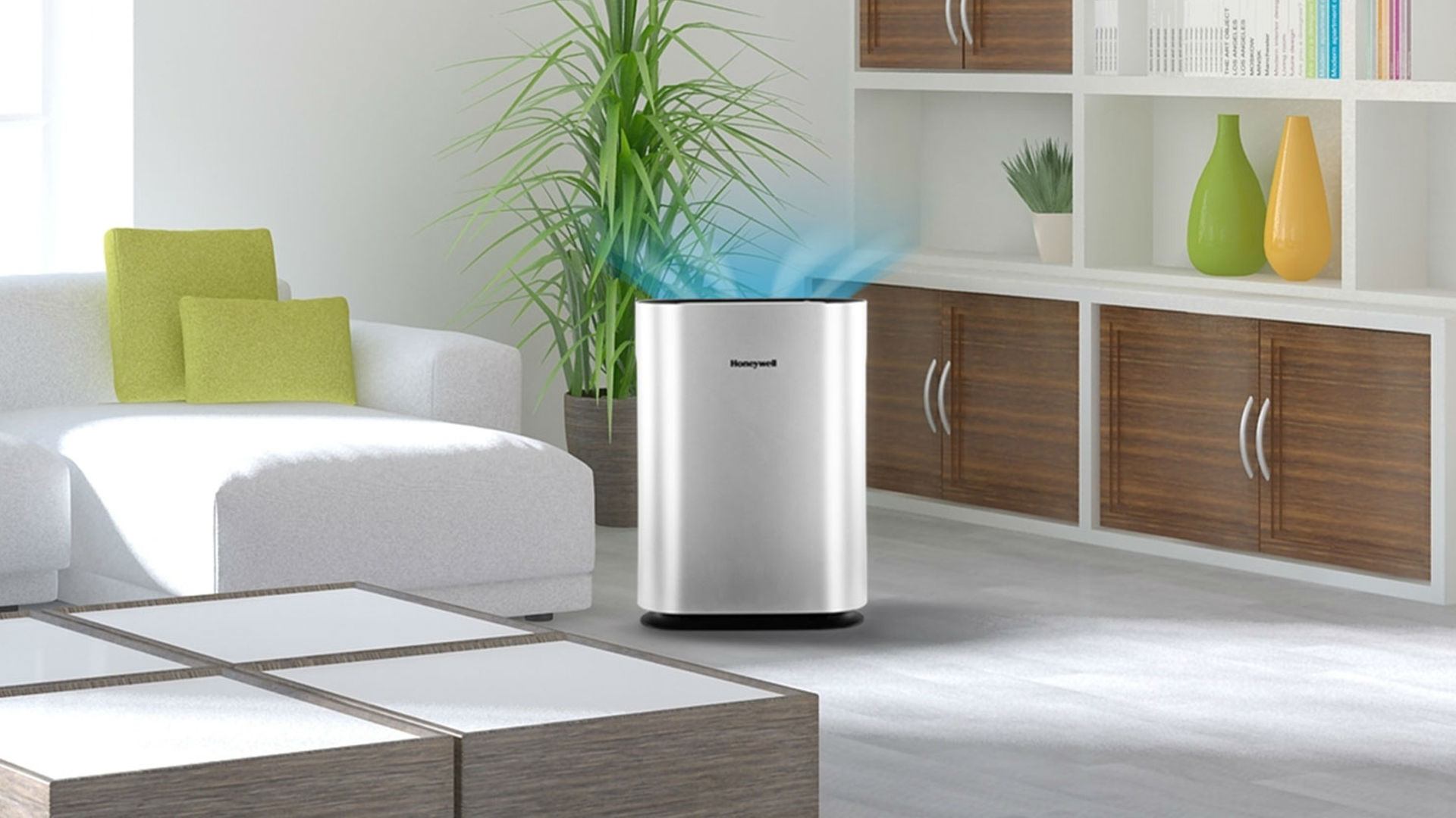 Airtouch Advanced HEPA Air Filtration And Purifier System
