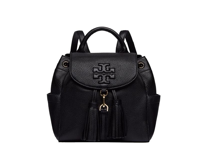 55220beb94a TORY BURCH TORY BURCH Thea Mini Backpack BLACK