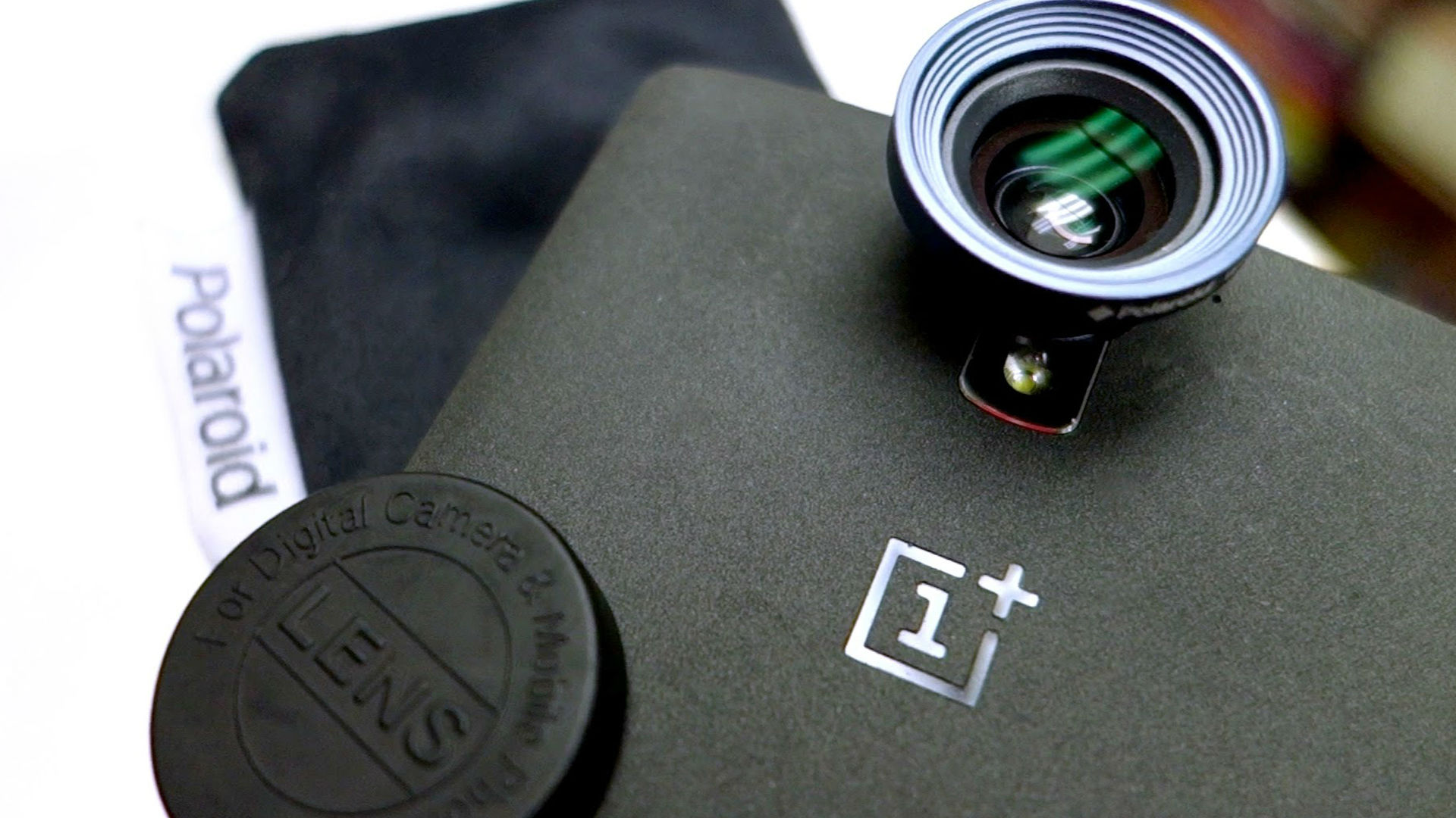 Easy Clip On Multi Effect Lens For Smartphones