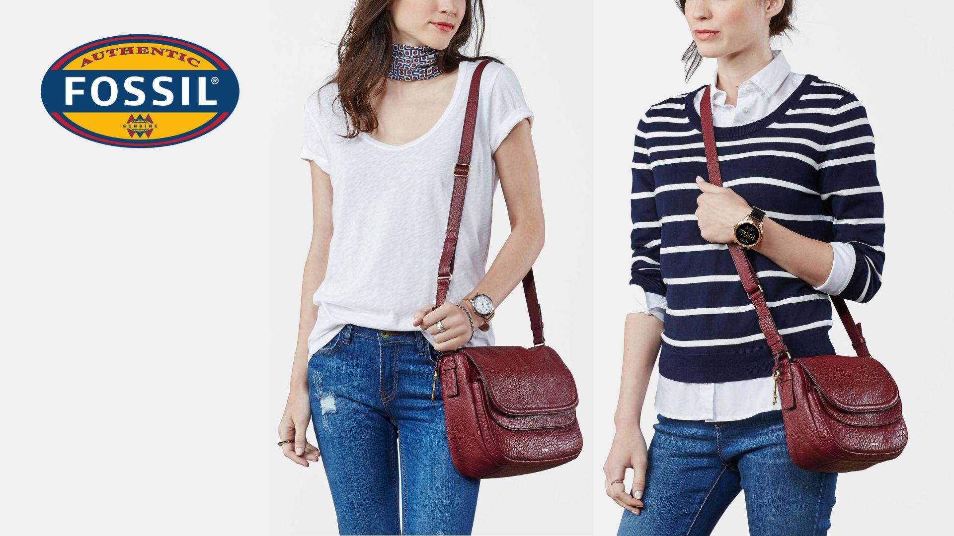 Peyton Genuine Leather Crossbody Bag