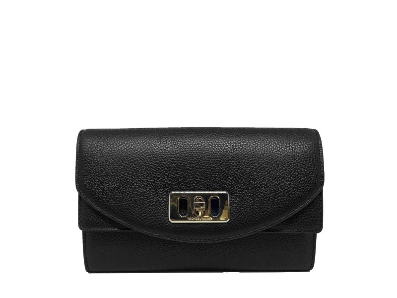 bd46c2fb3af980 img img. img. img img. Feature; Specs. From Michael Michael Kors Karson  collections, this wallet clutch crossbody bag ...