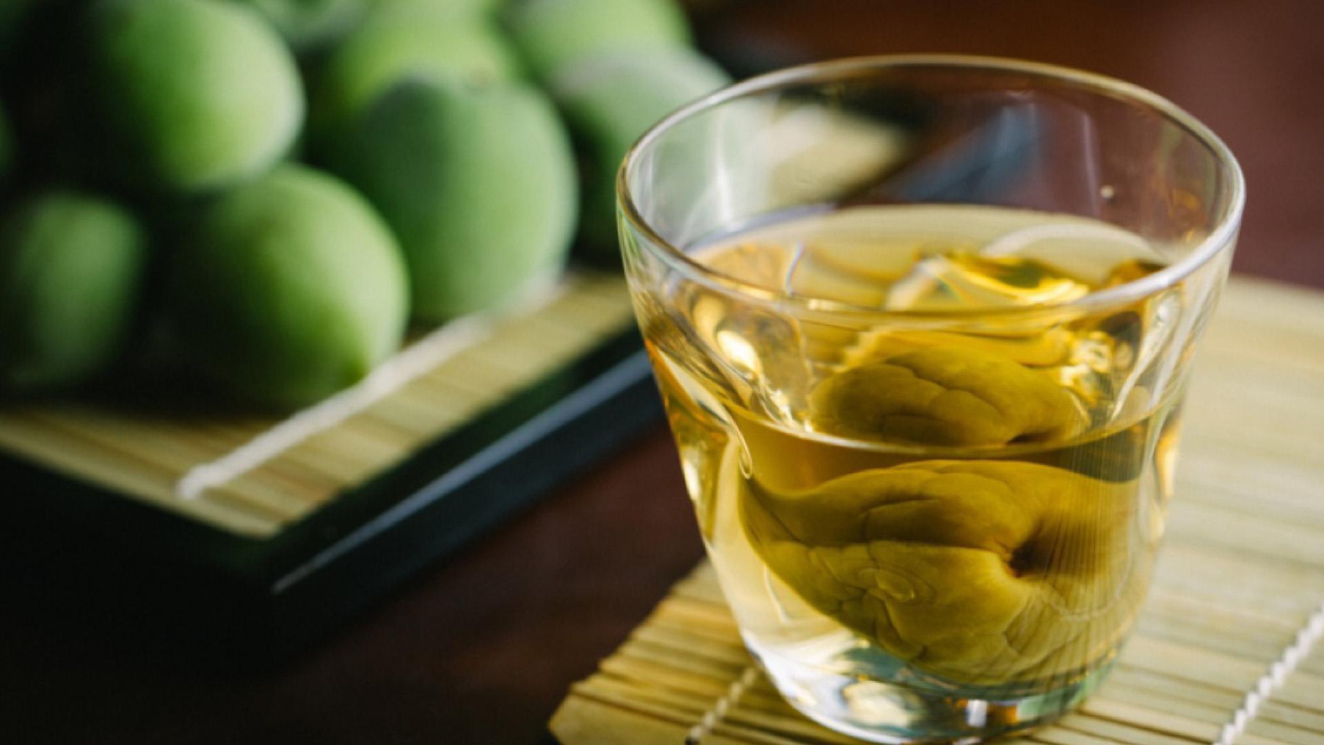 Japanese Umeshu Classic Honey Sake 650 ML