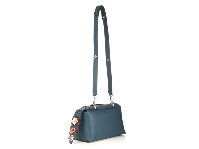 d3e353c7905b fendi Small BTW Multicolor Flower Tail BLUE