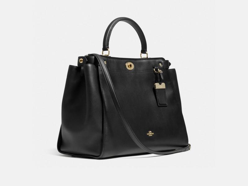 b5e1642ff3303 ... new zealand coach gramercy satchel black 84a2a b0a01 ...