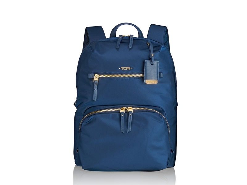 1aa940f7d8a71 MID YEAR SALE TUMI Voyageur Halle Backpack OCEAN BLUE