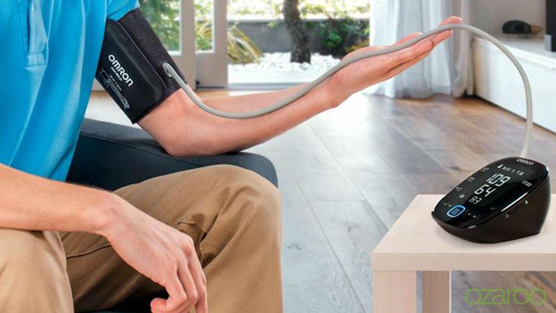 Bluetooth Automatic Upper Arm Blood Pressure Monitor