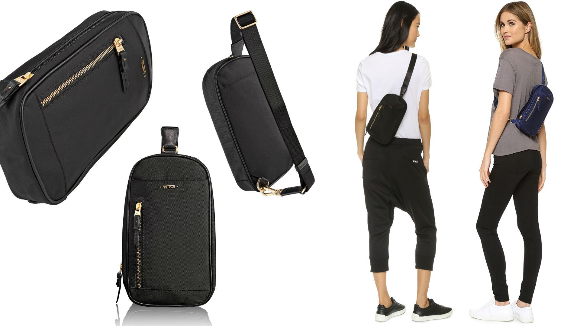Voyageur Mila Small Adjustable Sling Bag